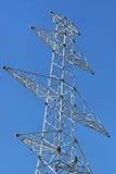 Ligne électrique toute neuve Image stock