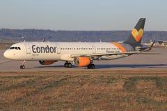 Ligne aérienne de condor Image libre de droits