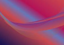 ligne abstraite illustration stock