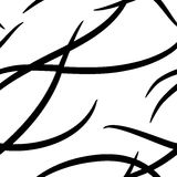 Ligne abstraite Fond de vecteur Texture sans joint Photographie stock
