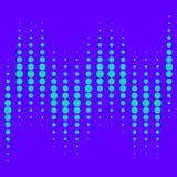 Ligne abstraite fond géométrique de modèle de textile Images stock