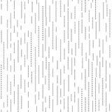 Ligne abstraite modèle sans couture d'ondulation illustration de vecteur