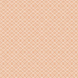 Ligne blanche mince modèle de résumé sur le beige illustration de vecteur