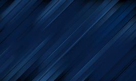 Ligne bleu Photos stock