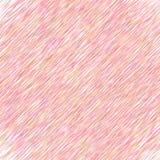 Ligne colorée fond de crayon de couleur Images libres de droits