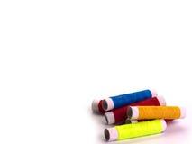 Ligne d'amorçage coloré Photos libres de droits