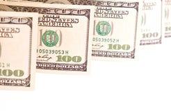 Ligne d'argent Image libre de droits
