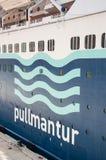Ligne de croisière de Pullmantur Images libres de droits