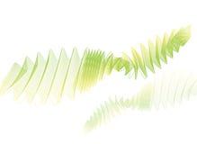 Ligne de Digitals wave1 illustration stock