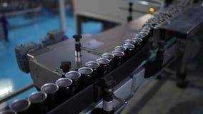Ligne de fabrication automatisée banque de vidéos