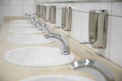Ligne de robinet Image libre de droits