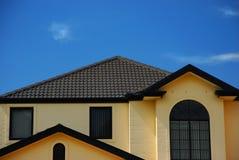 Ligne de toit Photos libres de droits