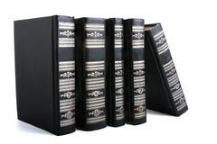Ligne des livres Image libre de droits