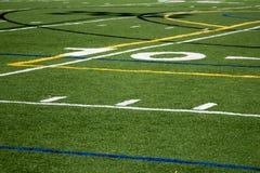 Ligne du yard 10 Photos libres de droits
