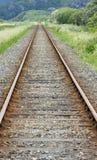 Ligne ferroviaire rurale de Talsarnau photographie stock