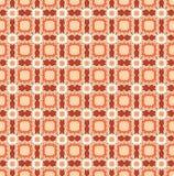 Ligne florale texture. Fond sans couture ethnique abstrait. illustration stock