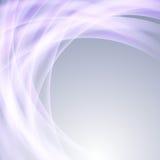 Ligne lumineuse calibre de lueur de fond de résumé illustration de vecteur