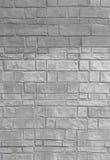 Ligne modèle de timbre de mur en béton Image libre de droits