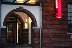 Ligne neuf Griesheim Photos libres de droits