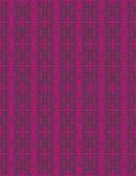 Ligne neuve de courbe concevant la configuration II de fond Images libres de droits