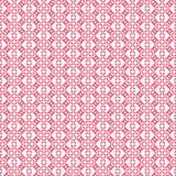 Ligne rose géométrique modèles de forme Image stock