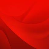 Ligne rouge abstraite légère fond Photo stock