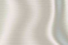 Ligne texture d'or de courbe de tissu d'évier Photo libre de droits
