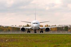 Lignes aériennes Boeing 737-500 d'UTair photo stock