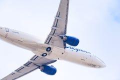 Lignes aériennes de Boeing 737-86N VQ-BIZ Yakutia photo libre de droits