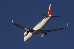 Lignes aériennes A321 de Philippines Images libres de droits