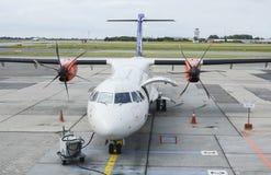 Lignes aériennes de Scandinave de SAS photographie stock libre de droits