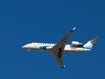 Lignes aériennes de Yamal d'avions Images stock