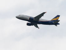 Lignes aériennes Donavia de passager d'Airbus A319-112 Photographie stock