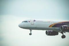 Lignes aériennes du Cambodge Image libre de droits