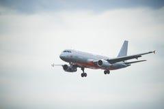 Lignes aériennes du Vietnam Jetstar Photos stock