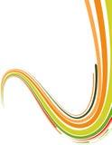 lignes abstraites de fond illustration de vecteur