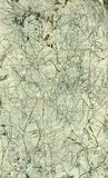 Lignes abstraites de Squiggley illustration libre de droits