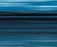 Lignes bleues Photographie stock