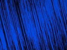 Lignes bleues abstraites - papier peint soustrait -30 Photographie stock libre de droits