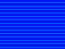 Lignes bleues abstraites de gradient Photographie stock libre de droits
