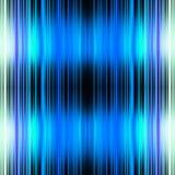 Lignes bleues effet Photos libres de droits