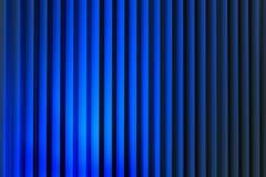 Lignes bleues verticales fond abstrait Photos stock
