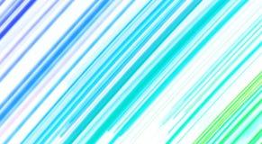 Lignes colorées Photographie stock