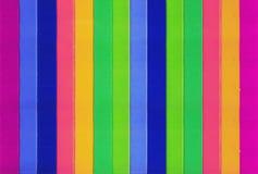 Lignes colorées Images libres de droits