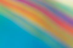 Lignes colorées abstraites fond Photo stock