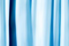 Lignes d'écoulement abstraites de fond d'un rideau Images libres de droits