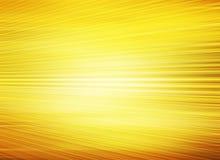 Lignes d'or Image libre de droits