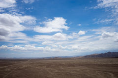 Lignes de désert de Nazca Images libres de droits