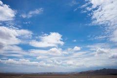 Lignes de désert de Nazca Image libre de droits