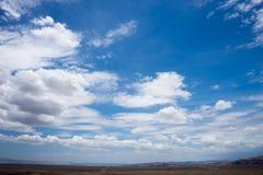 Lignes de désert de Nazca Photos libres de droits